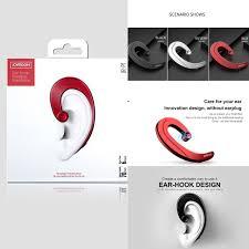 joyroom brand mini wireless bluetooth earhook headset in india at t s in india snip com