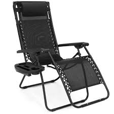 Best Choice Products Folding Zero Gravity Recliner Lounge Chair w ...