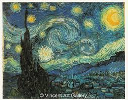 van gogh original paintings starry night google sés