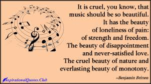 Beauty Of Music Quotes Best of Strength Daily Inspirational Quotes From InspirationalQuotesClub