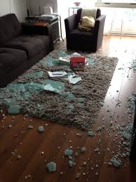 Nice ... Coffee Table, Broken Glass Coffee Table Came Home From Work Today To  Find Our Coffee ...