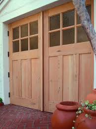 green carriage doors green craftsman traditional lites from real carriage door company