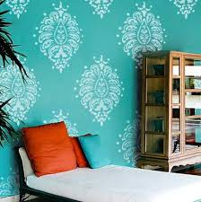 trendy wall art stencils mural for painting diy grande bombay paisley indian designs motif stencil uk on wall art stencils for painting with classy wall art stencils mural for painting diy italian classic