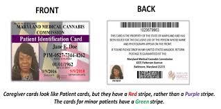 Registration Uplift Patient caregiver Maryland —