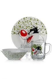 <b>Набор детской посуды Pasabahce</b> арт 95827BD1/W15080489344 ...