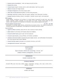 Accounting Sample Resumes Australia Power Resume Writing