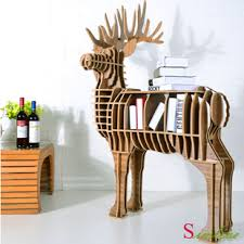 multi furniture. deer puzzle tableanimal multipurpose furnituremdf animal furniturediy multi furniture