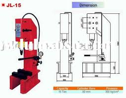 hydraulic press manual hydraulic press manual manufacturers in hydraulic press manual