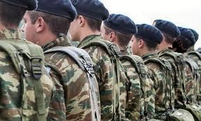 Με rapid test η κατάταξη των νεοσύλλεκτων στις Ένοπλες Δυνάμεις