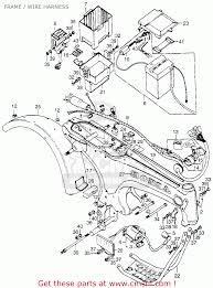 Interesting 1975 honda trail 90 wiring diagram photos best image