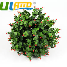 Decorative Boxwood Balls ULAND Artificial Boxwood Ball 100cm Diameter Decorative Synthetic 41