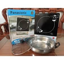 Bếp từ đơn cảm ứng cao cấp panasonic PT-598 ( tặng nồi ) - Bếp từ Pana  chính hãng 530,000đ