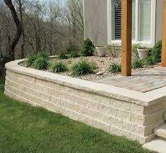 garden enclosure wall coping