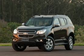 Chevrolet Trailblazer launched in India at Rs. 26.4 lakh ...