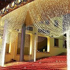 home lighting decoration. 304LED 9.84ft9.84ft/3m3m Window Curtain String Lights Wedding Home Dec \u2013 ERummagers Lighting Decoration Y