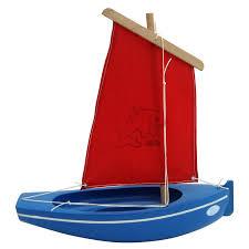 spirited mama toy wooden sailing boat 204 image