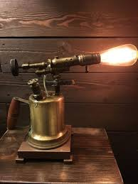 aesthetic lighting minecraft indoors torches tutorial. Vintage Blow Torch Steampunk Lamp Retro Antique Man By Recirculate Aesthetic Lighting Minecraft Indoors Torches Tutorial