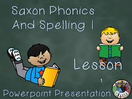 The activities can be used in kindergarten or 1st grade or for remedial work in other. Saxon Phonics And Spelling Grade 1 Lesson 1 Powerpoint First Grade