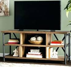 Industrial Tv Stand Stands Tables  Entertainment Center Rustic Plans R77