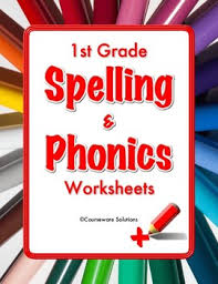 Our free phonics worksheets are colors, simple, and let kids understand phonics in a natural way through fun bingobonic phonics has the best free phonics worksheets for esl/efl kids! First Grade Spelling And Phonics Worksheets By Worksheetsplus Tpt