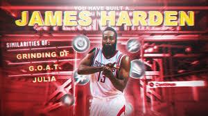 James Harden Build on NBA 2K20 is a DEMIGOD! Best Build NBA 2K20! Grinding  DF Demigod Build NBA 2K20 - YouTube