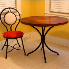 Wrought iron and wood furniture Ornamental Iron Cafe Breakfast Tables Dhgate Wrought Iron Tables Iron Accents