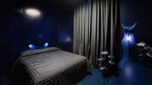 Black And Blue Bedroom Ideas