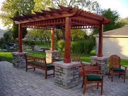 Small Picture Best 25 Cedar pergola ideas on Pinterest Pergola patio Pergola