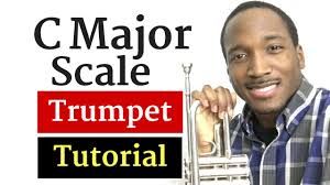 How To Play C Major Scale On Trumpet