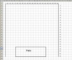 How To Make Graphing Paper In Word How To Turn An Excel Sheet Into Graph Paper Techrepublic