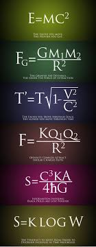 glamour physics equations poster and beautiful ideas of 25 best ideas about formulas on