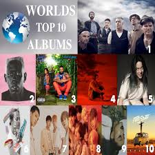 Global Album Chart World Music Awards Rammstein Debut At 1 On The Global