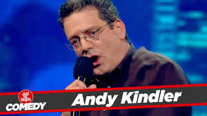 Andy Kindler Stand Up - 2012 - YouTube