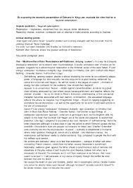 evaluation essay sample critical evaluation essay sample
