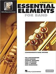 amazon essential elements 2000 prehensive band method b flat trumpet book 1 0073999625752 tim lautzenheiser paul lavender john higgins