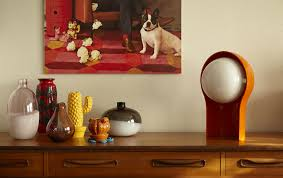 ikea retro furniture. a vintage ikea lamp adds personality to sideboard display ikea retro furniture o
