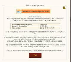 open nps account enps