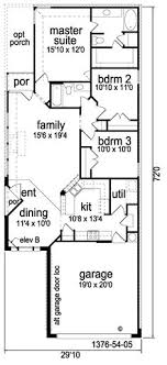 1376 sq ft first floor of plan id 37481