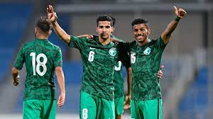 الأولمبي السعودي يهزم ليبيريا في الدقيقة الأخيرة