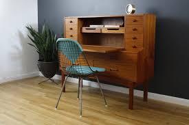image of best vintage secretary desk