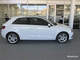 picture of 2018 audi a3 3 door 1 6tdi s white
