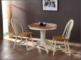 vintage round kitchen table sets