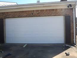 home revonation new garage door installation