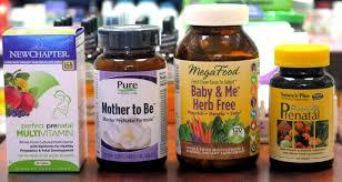 Best vitamins for pregnant women