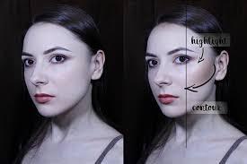how to contour highlight pale skin soft contouring highlighting makeup tutorial