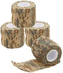 Camouflage Tape, Uning Protective Military <b>Telescopic</b> Camo Tape ...
