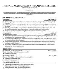 Grocery Store Cashier Resume Inspiration Cashier Resume Examples From Sample Resume For Retail Store