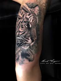 Tatuaggio Tigre Significato E Immagini Ligera Ink Tattoo Milano