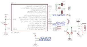 joystick usb wiring diagram car wiring diagram download cancross co Nes Power Switch Wiring Diagram nes gamepad to usb conversion bidouille org joystick usb wiring diagram joystick usb wiring diagram 11 Photoelectric Switch Wiring Diagram