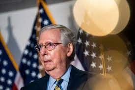US-Wahl 2020: Mitch McConnell ...
